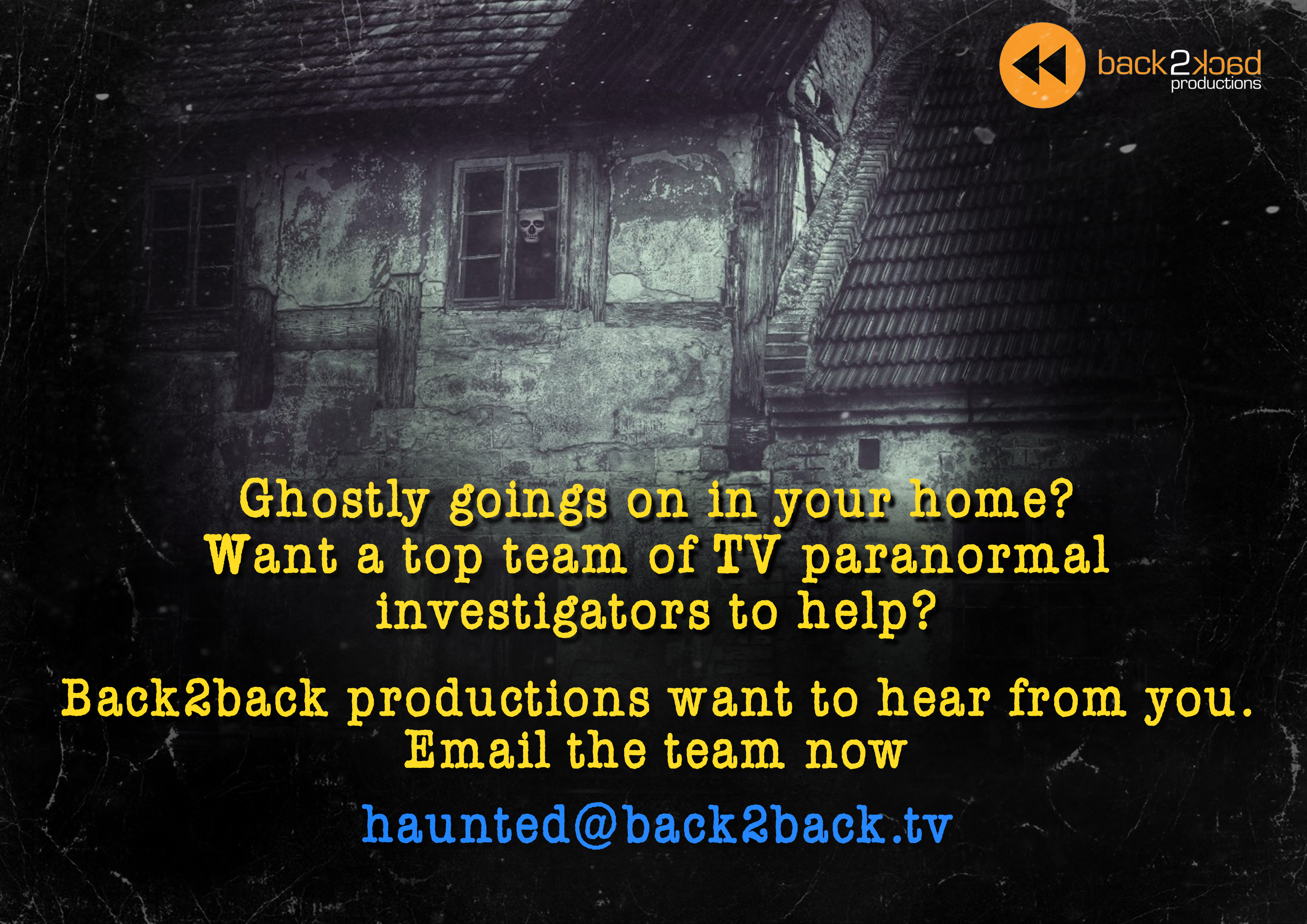 Haunted TV March 2019